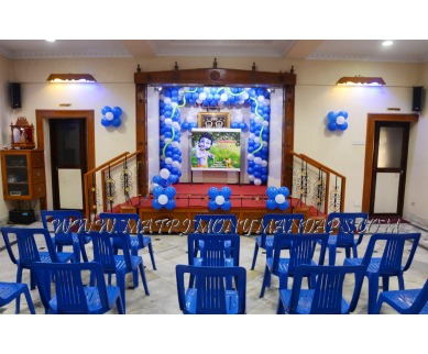 Find the availability of Sri Lalitha Mini Function Hall in Kodambakkam, Chennai and avail the special offers
