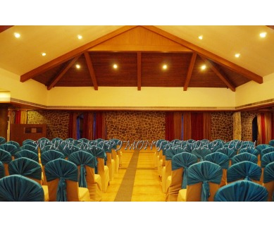 Find the availability of Uday Samudra Leisure Beach Hotel - Vizhinjam (A/C)  in Kovalam, Trivandrum and avail the special offers