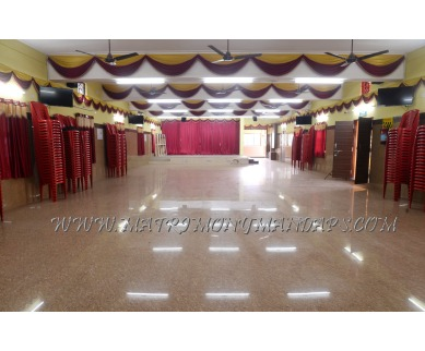 Find the availability of SV Mahal in Thirumullaivoyal, Chennai and avail the special offers