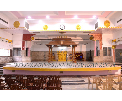 Find the availability of Dhanalakshmi Kalyana Mandapam (A/C)  in Kovur, Chennai and avail the special offers