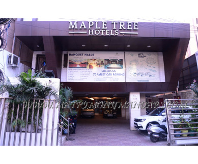 Explore Maple Tree Hotels Silver Maple (A/C) in Vadapalani, Chennai - Building View