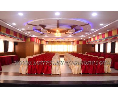 Explore Maple Tree Hotels Silver Maple (A/C) in Vadapalani, Chennai - Pre-function Area