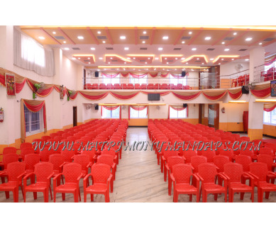 Find the availability of Rajeshwari Navaraj Mahal (A/C)  in Ambattur, Chennai and avail the special offers