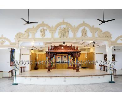 Find the availability of Nathella Sulochanamma Kalyaana Mandapam (A/C)  in Koyambedu, Chennai and avail the special offers