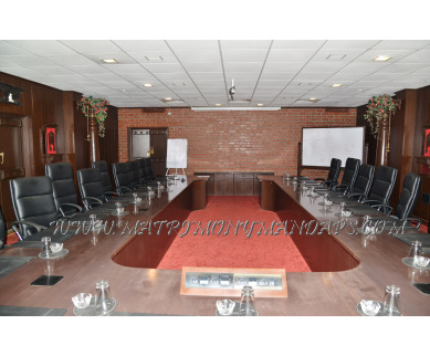 Find the availability of Aalankrita Resort Board room Annexe (A/C)  in Shamirpet, Hyderabad and avail the special offers