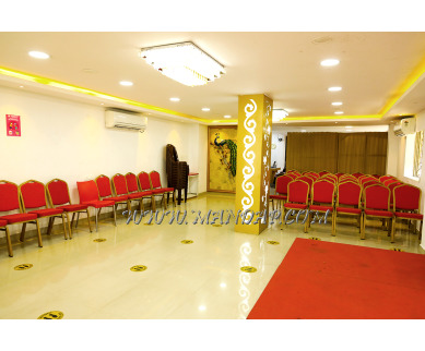 Find the availability of Nadhaswaram Function Hall (A/C)  in T Nagar, Chennai and avail the special offers