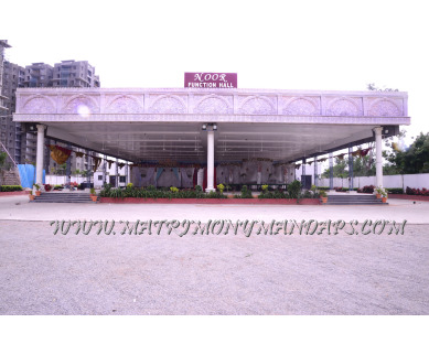 Find the availability of NOOR FUNCTION HALL in Erragadda, Hyderabad and avail the special offers