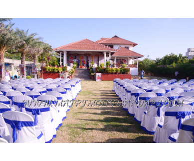 Find the availability of the The Palace House Open Lawn in ECR, Chennai and avail special offers