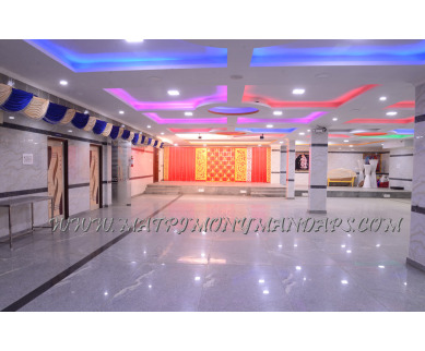 Find the availability of Sumangali Mahal (A/C)  in Kolathur, Chennai and avail the special offers