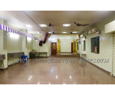 Find the availability of Madhava Hall 2 (A/C)  in Mylapore, Chennai and avail the special offers