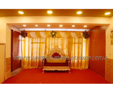 Find the availability of Sakthi Thirumana mahal (A/C)  in Ayanavaram, Chennai and avail the special offers