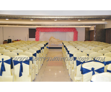 Find the availability of Tabla Banquet Hall -1 (A/C)  in Uppal, Hyderabad and avail the special offers