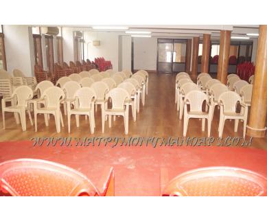 Explore Hariprasadam Regency (A/C) in North Nada, Guruvayoor - Pre-function Area