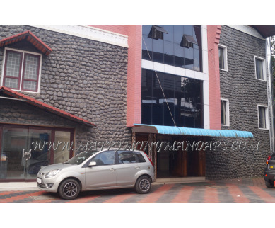 Explore Hariprasadam Regency (A/C) in North Nada, Guruvayoor - Entrance