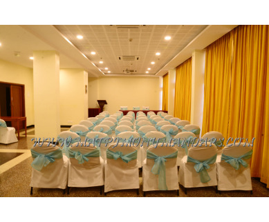 Find the availability of Fortune Pandiyan Hotel Pandyan Hall (A/C)  in Chinna Chokkikulam, Madurai and avail the special offers