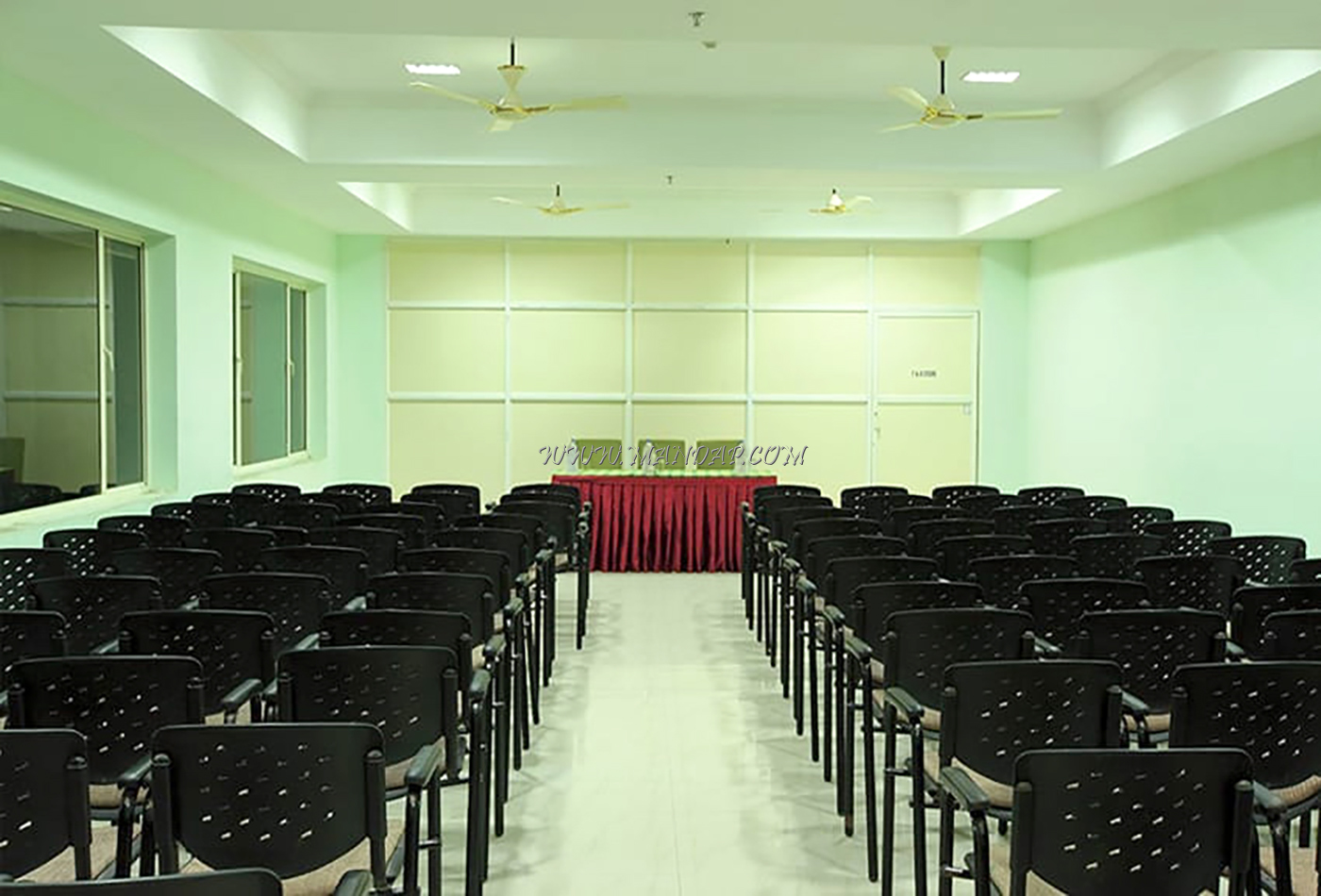 Find the availability of the Sreevalsam Residency Mini Hall (A/C) in Venjaramoodu, Trivandrum and avail special offers