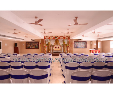 Find the availability of Hotel Karpagam International (A/C)  in Mylapore, Chennai and avail the special offers