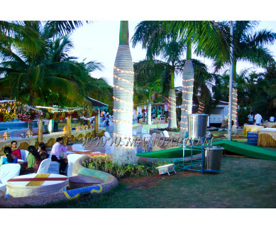 Find the availability of Pragathi Resort - Pool Side Roman Dias (A/C)  in Shankarpally, Hyderabad and avail the special offers