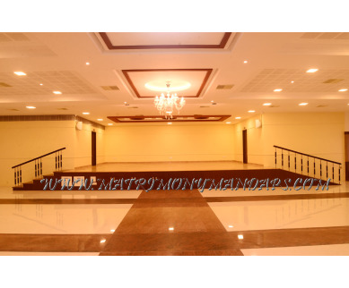 Find the availability of Manghalam Weddings And conventions (A/C)  in Srirangam, Trichy and avail the special offers