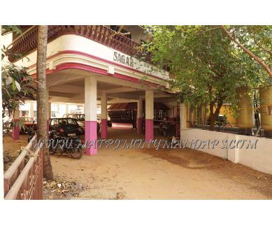 Explore Sagar Tourist Home and Parvathy Kalyana Mandapam (A/C) in East Nada, Guruvayoor - Building View