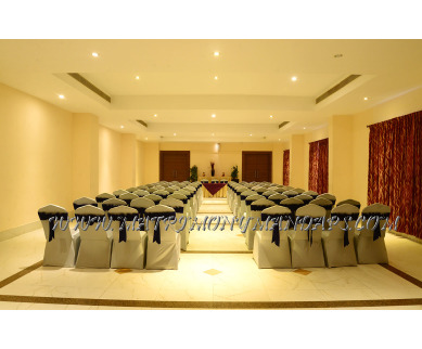 Find the availability of Poppys Hotel Thamarai Hall 2 (A/C)  in Mattuthavani, Madurai and avail the special offers