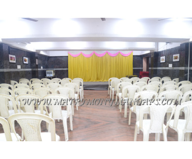 Find the availability of GLS Mahal (A/C)  in Ayanavaram, Chennai and avail the special offers