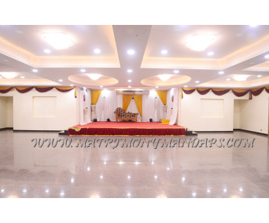 Find the availability of NAM Grand Mahal (A/C)  in Medavakkam, Chennai and avail the special offers