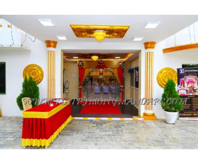 Explore Magizh Mahal Thirumana Mandapam (A/C) in Chrompet, Chennai - Welcome Area