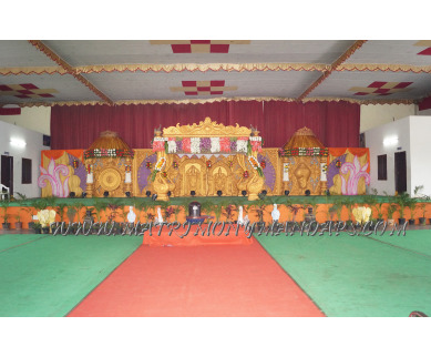 Find the availability of Shiva Sai Garden Function Hall in Rampally, Hyderabad and avail the special offers