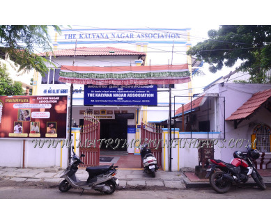 Find the availability of Kalyana Nagar Association Hall 1 in Mandaveli, Chennai and avail the special offers