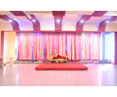 Find the availability of Sri Sakthi Party Hall 1 (A/C)  in Ayanavaram, Chennai and avail the special offers