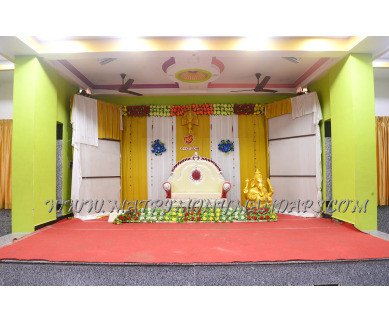 Find the availability of A T Sabari Kalyana Mahal in Thiruppalai, Madurai and avail the special offers