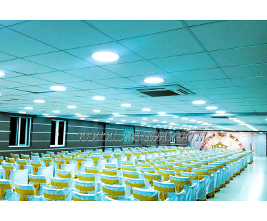 Find the availability of Shree Aksshayam Jupiter Hall (A/C)  in Peelamedu, Coimbatore and avail the special offers