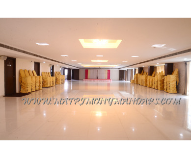 Find the availability of Holiday Residency Platinum Hall (A/C)  in Saravanampatti, Coimbatore and avail the special offers