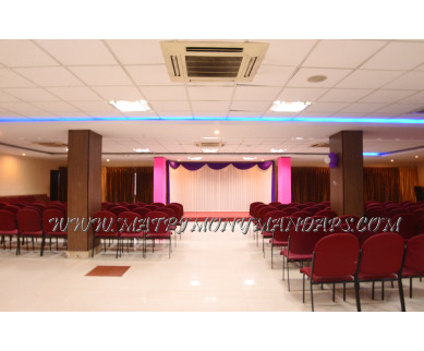 Find the availability of Top In Town Banquet Hall (A/C)  in Gandhipuram, Coimbatore and avail the special offers