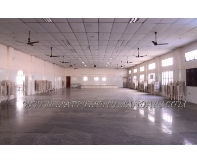 Find the availability of Vasuki Mahal Kalyana Mandapam in Edayarpalayam, Coimbatore and avail the special offers