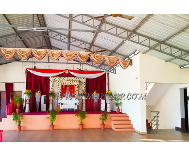 Find the availability of Samruddhi Banquet Hall in Kinnigoli, Mangalore and avail the special offers
