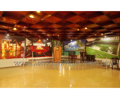 Find the availability of Kunnathur Mana Party Hall in Mammiyoor, Guruvayoor and avail the special offers