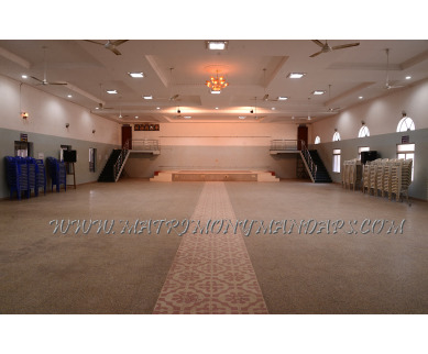 Find the availability of KC Thirumana Mandapam in Maruthamalai Road, Coimbatore and avail the special offers