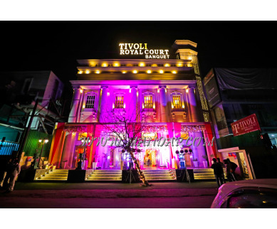 Find the availability of Tivoli Royal Court Hall 1 (A/C)  in Okhla, Delhi and avail the special offers
