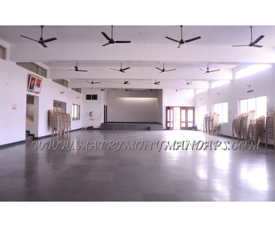 Find the availability of Velmayil Cultural Mahal Marutham Hall in Vadavalli, Coimbatore and avail the special offers