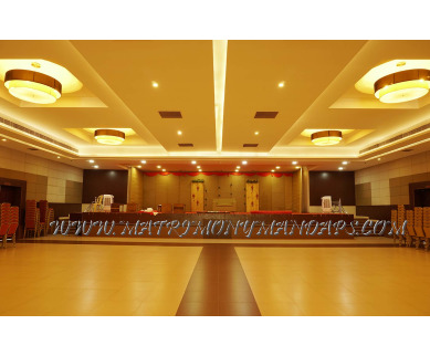 Find the availability of Cosmopolitan Convention Center Main Hall (A/C)  in Kodungallur, Thrissur and avail the special offers