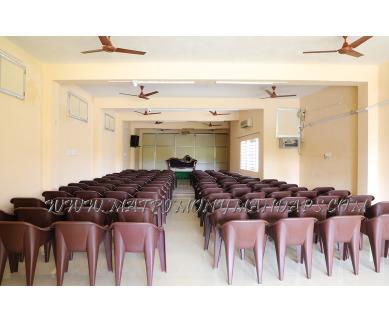 Explore Shruti Mini Hall (A/C) in Kottakuppam, Pondicherry - Hall