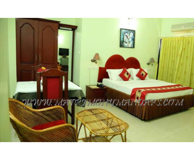 Find the availability of Regant Lake Village Resorts Regant Hall (A/C)  in Kureepuzha, Kollam and avail the special offers