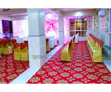 Find the availability of Aahil Villa Banquets Hall 1 (A/C)  in Jasola, Delhi and avail the special offers