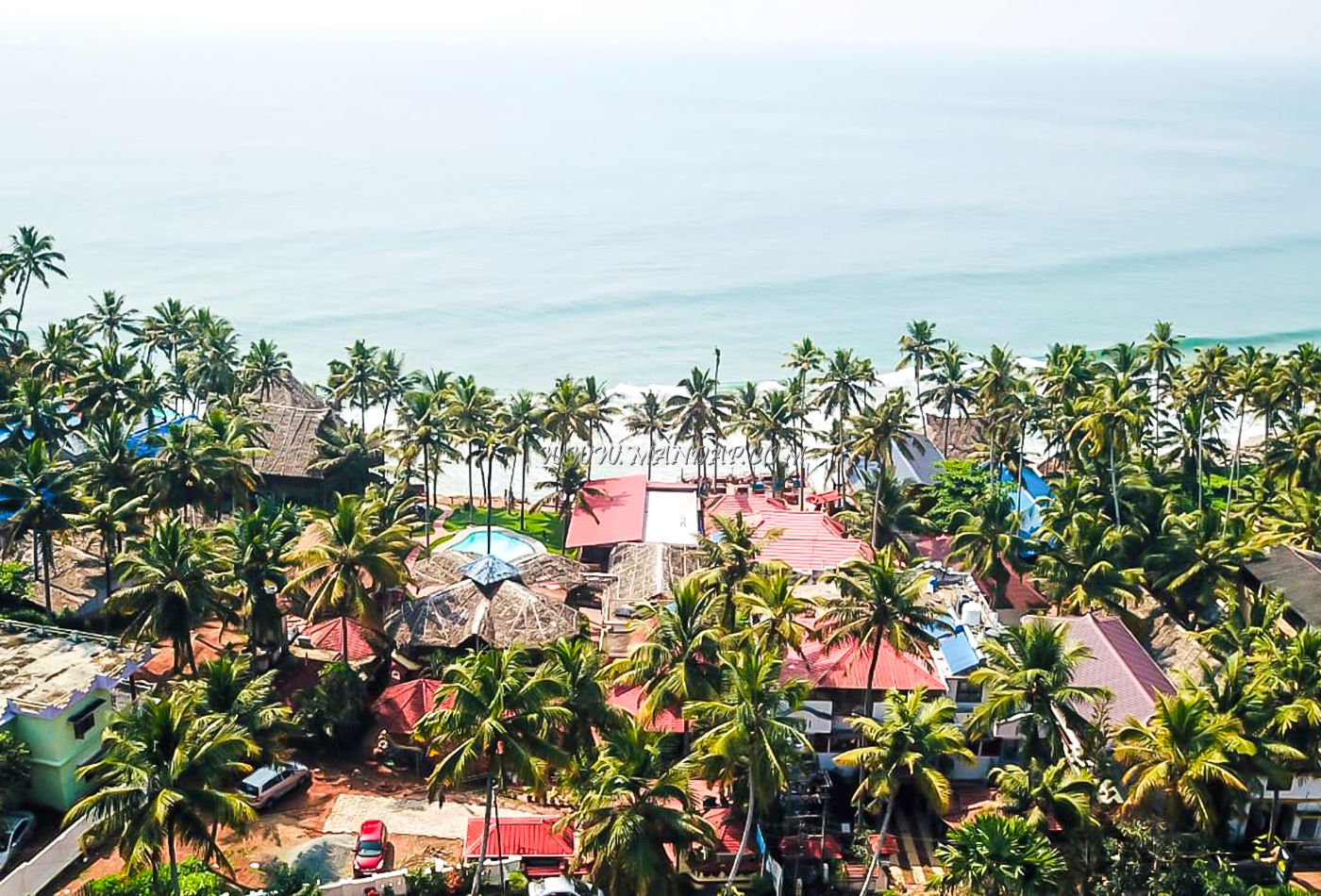 Find the availability of the Blk Beh Resort in Varkala, Trivandrum and avail special offers