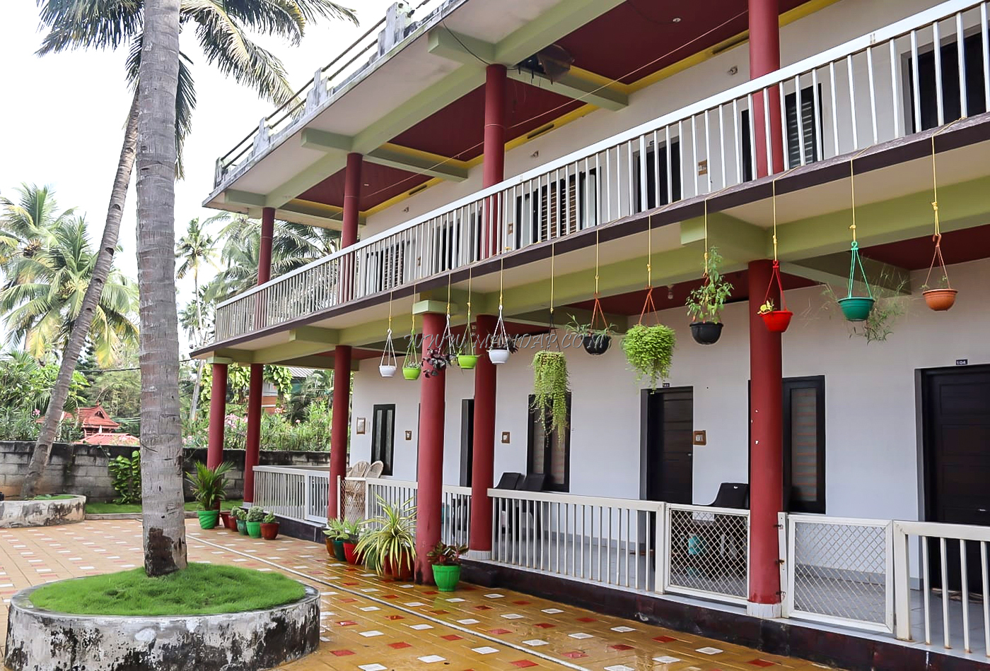 Find the availability of the New Heaven Beh Resort in Varkala, Trivandrum and avail special offers