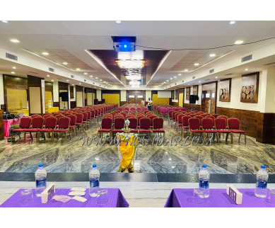 Find the availability of SR Jungle Resort Hall 1 (A/C)  in Anaikatti, Coimbatore and avail the special offers